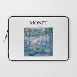 Monet - Water Lilies Laptop Sleeve