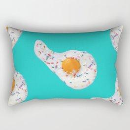 SunnySprinkles Aqua Rectangular Pillow
