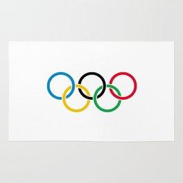Winter Olympics 2018 Rug