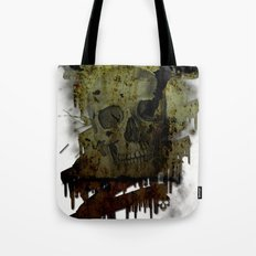 Skulldrip Tote Bag