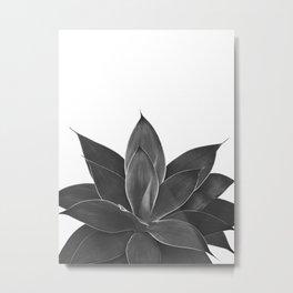 Black Agave #1 #tropical #decor #art #society6 Metal Print