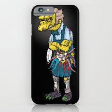Always trust your gut feeling iPhone 6s Slim Case