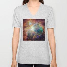 View of Orion Nebula Unisex V-Neck