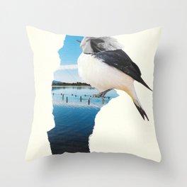 rêverie Throw Pillow