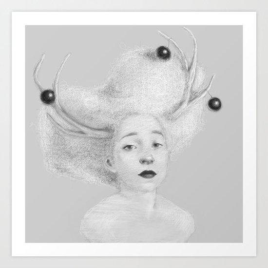 #38 - Dangle Art Print