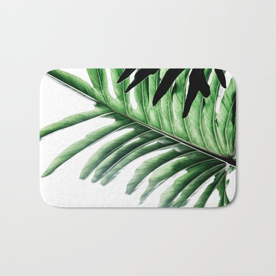 Leaves 2 Bath Mat