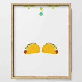 If It Involves Drones & Tacos Count Me In Taco Drone Serving Tray
