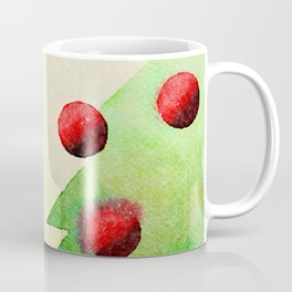 Modern Spirit of Christmas - IV Coffee Mug