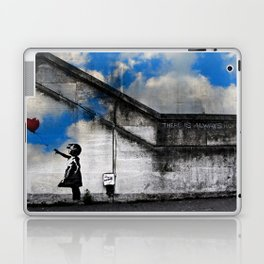 A Balloon to the Wind Laptop & iPad Skin
