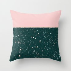 XVI - Rose 1 Throw Pillow
