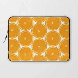 Orange Fruit Pattern Laptop Sleeve