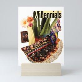 Millennials Mini Art Print