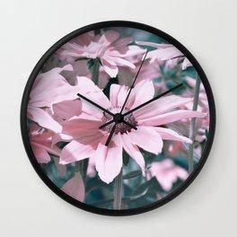 Rudbeckia flowers 0179 Wall Clock