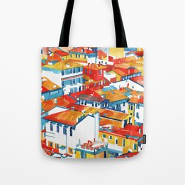 Verona buildings Tote Bag