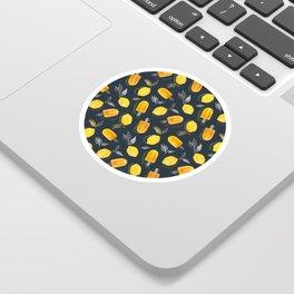 Fresh Lemons & Frozen Pops Sticker