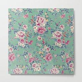 Floral Pattern 5.1 Metal Print