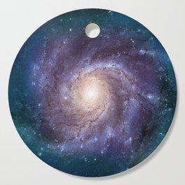 Pinwheel Galaxy Cutting Board