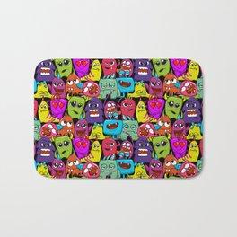 Monsters Bath Mat