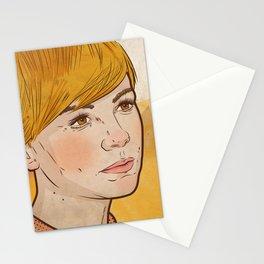 Carey Mulligan Stationery Cards
