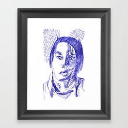 20170221 Framed Art Print