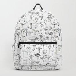 The mushroom gang Backpack