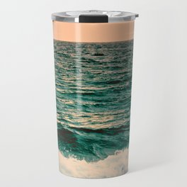 Escape to Paradise Travel Mug