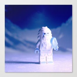 Abominable Canvas Print