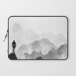 Top of the Mountain Laptop Sleeve