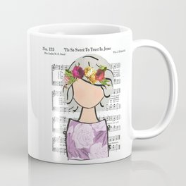'Tis So Sweet - Gray Coffee Mug
