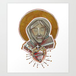 He is Risen Art Print