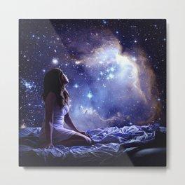 Enchanted Night Metal Print