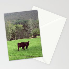 With the Young Calves Stationery Cards