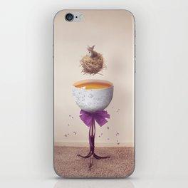 King Rabbit iPhone Skin