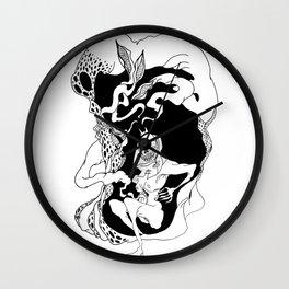 SKLL Wall Clock