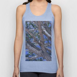 Trees and branches Unisex Tank Top