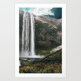 Collage-1 Art Print