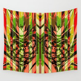 Pineapple Wall Tapestry
