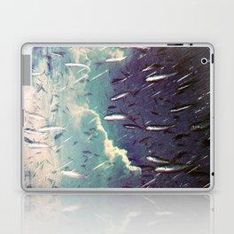 Swimming in your ocean Laptop & iPad Skin