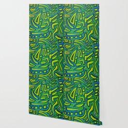 Blue tonic Wallpaper