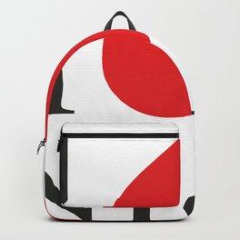 I Love Nicki Backpack