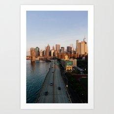 NYC IV Art Print