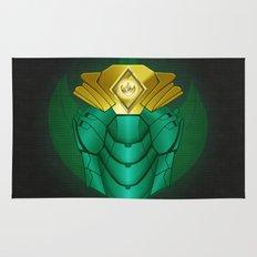 Green Iron Ranger Rug