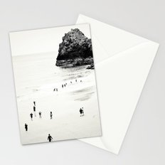 Cornwall beach life Stationery Cards