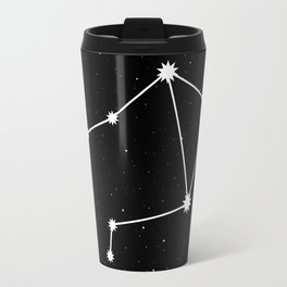 Libra Astrology Star Sign Travel Mug