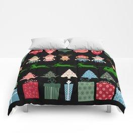 Christmas Elves & More Comforters