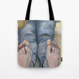 Boko maru painting Tote Bag
