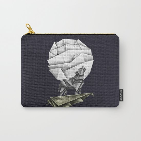 Wolfpaper Carry-All Pouch