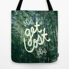 Get Lost x Muir Woods Tote Bag