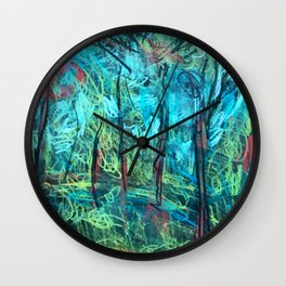 Dark Mode Collection Wall Clock
