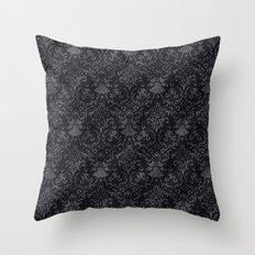 Victorian Pattern 3 Throw Pillow